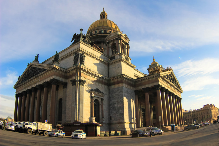 Photograph Saint Isaac's Cathedral by Brooklyn August on 500px