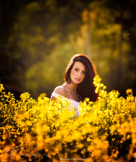 Photograph Ekaterina by Maksim Mashnenko on 500px