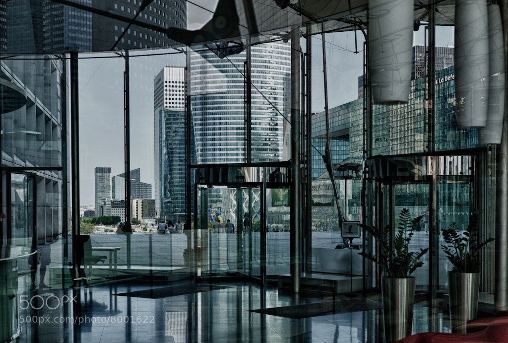 Photograph Working city by Sven Doublet on 500px