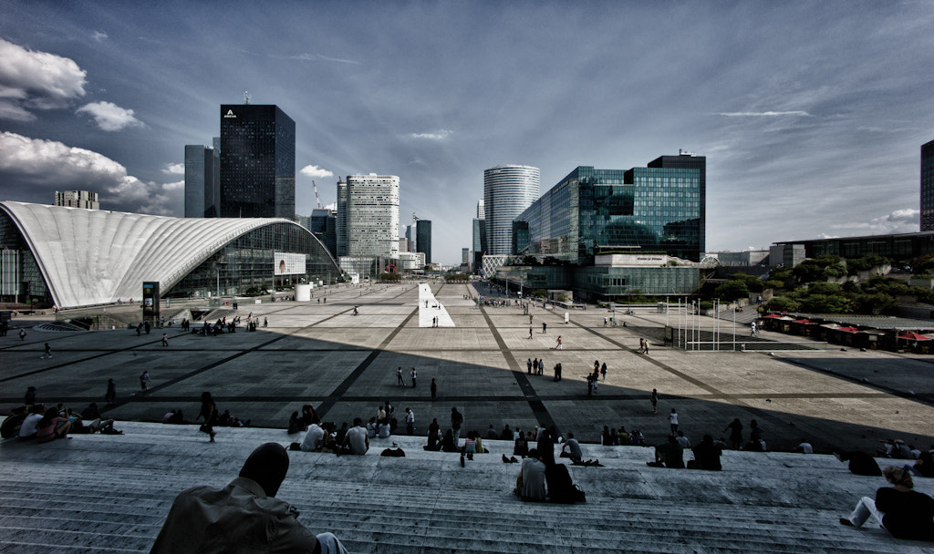 Photograph La defense - France by Sven Doublet on 500px