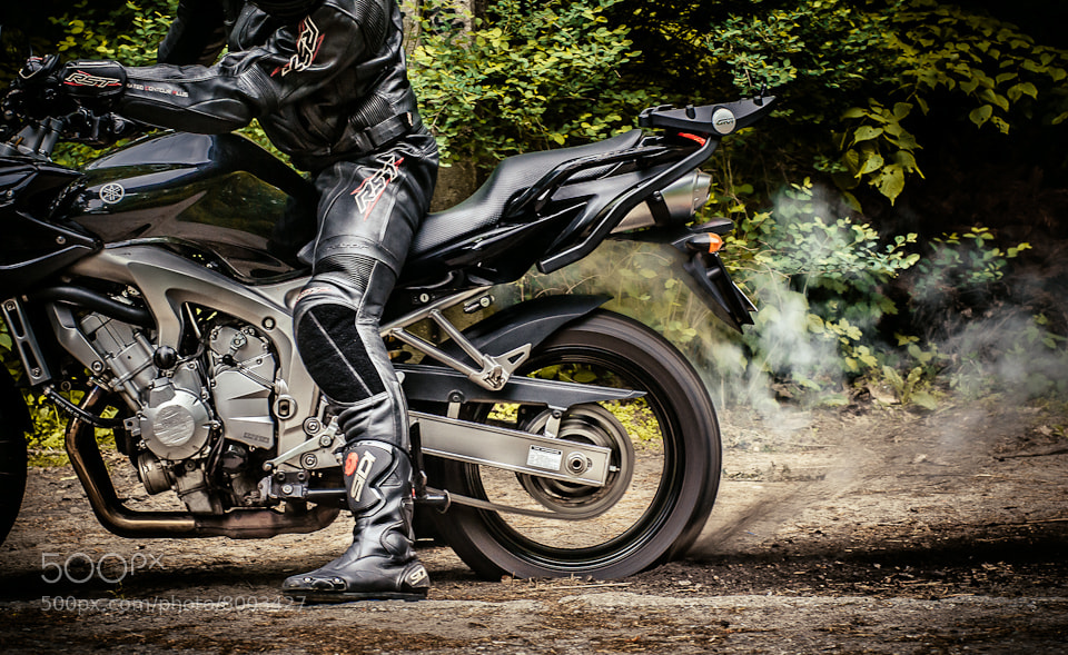 Photograph motorbike 2 by Rafał Makieła on 500px