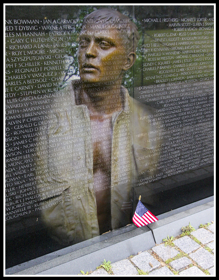 Photograph Some Gave All by Tom  Shacochis on 500px
