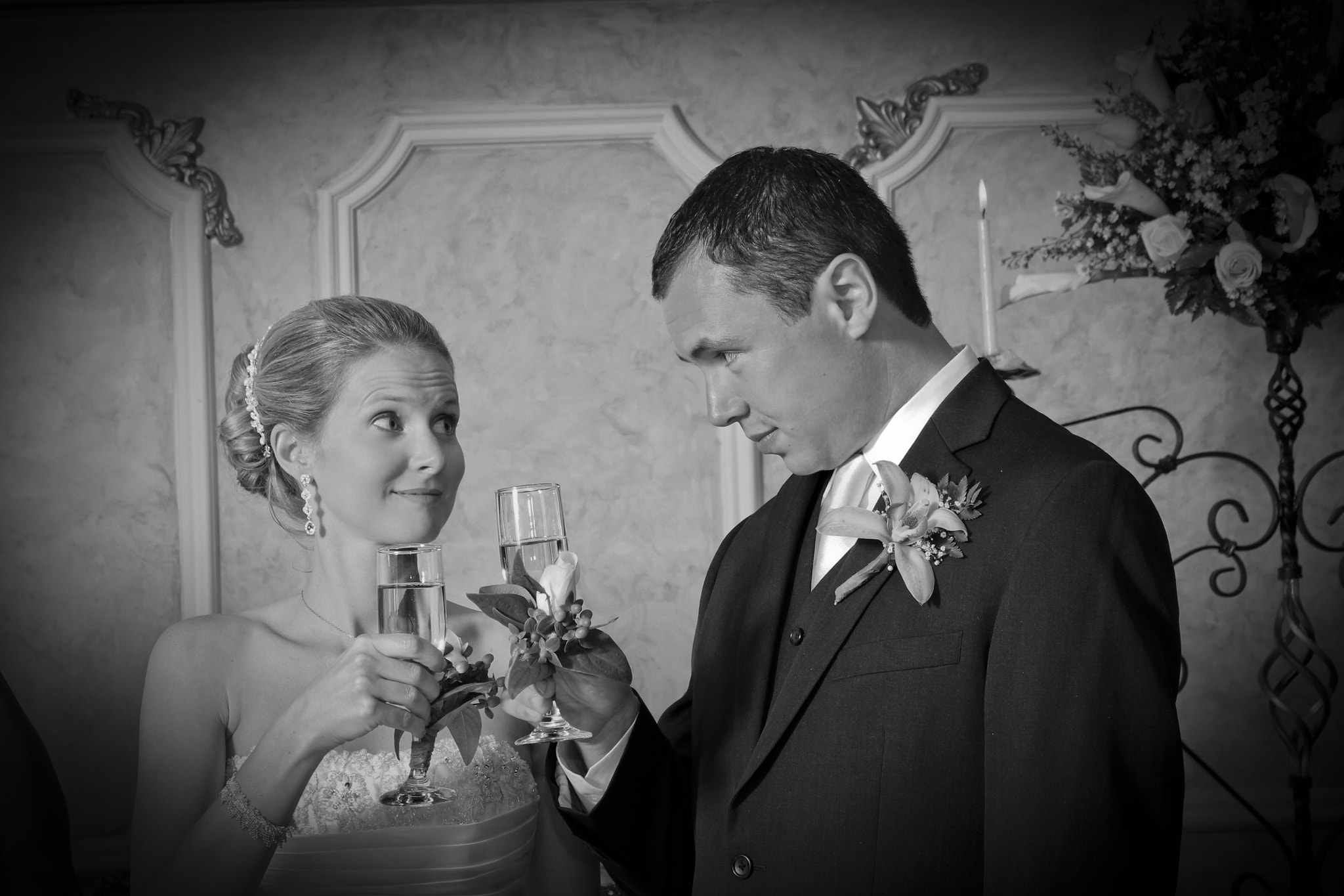 Photograph Wedding Cheers by Alexander Gomez on 500px