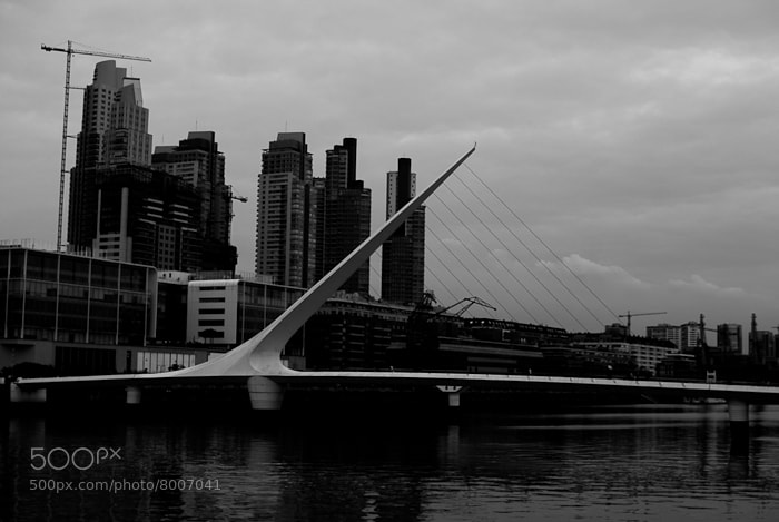 Photograph Puerto Madero by Tom Nikon on 500px