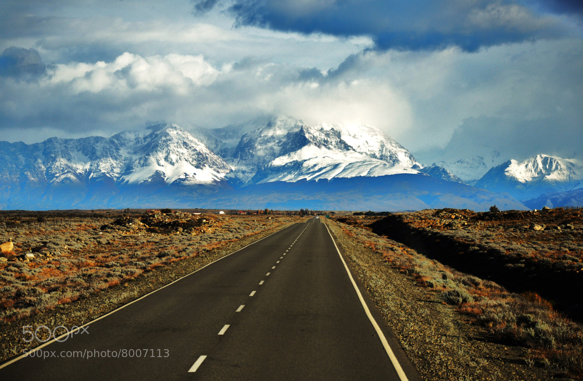Photograph On the road of Patagonia by My 1st impressions on 500px