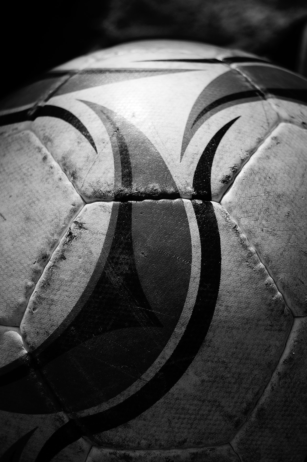 Photograph Football by Kristof Eperjesy on 500px