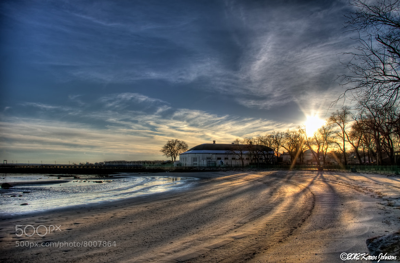 Photograph Playland Sunset by Karen Johnson on 500px