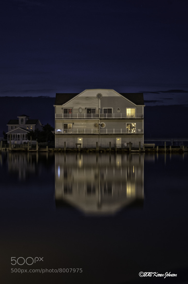 Photograph At Night on Chincoteague Island by Karen Johnson on 500px
