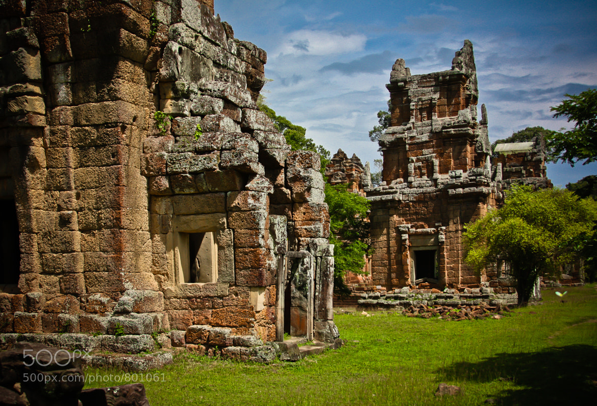 Photograph Angkor Wat I by Walter Lustig on 500px