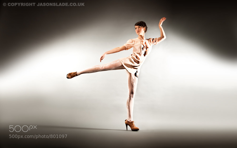 Photograph Dancer by Jason Slade on 500px