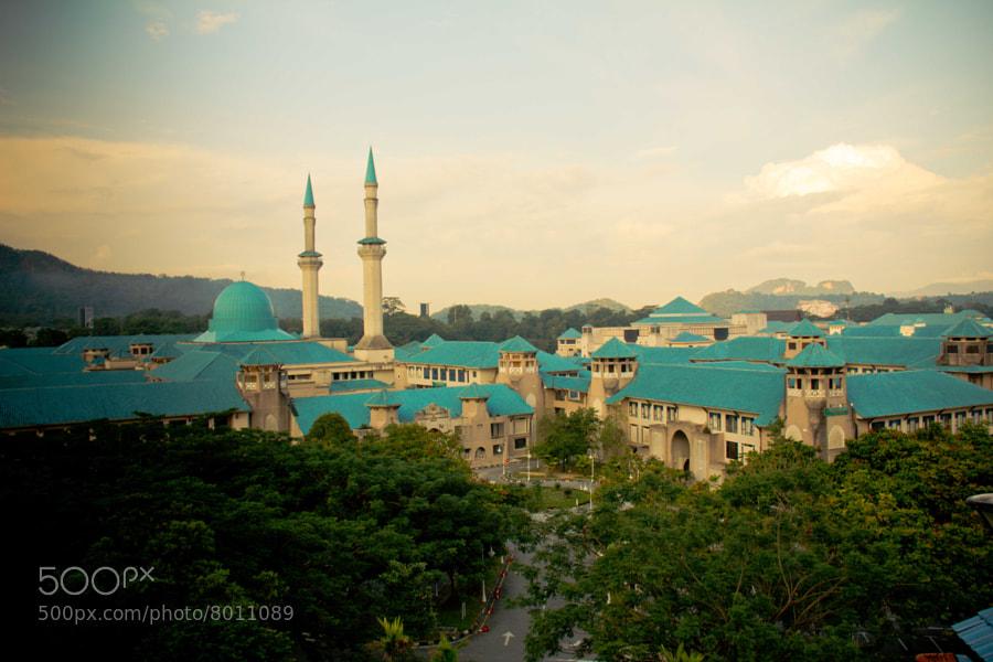 International Islamic University of Malaysia by Umar Nasir (umar) on 500px.com