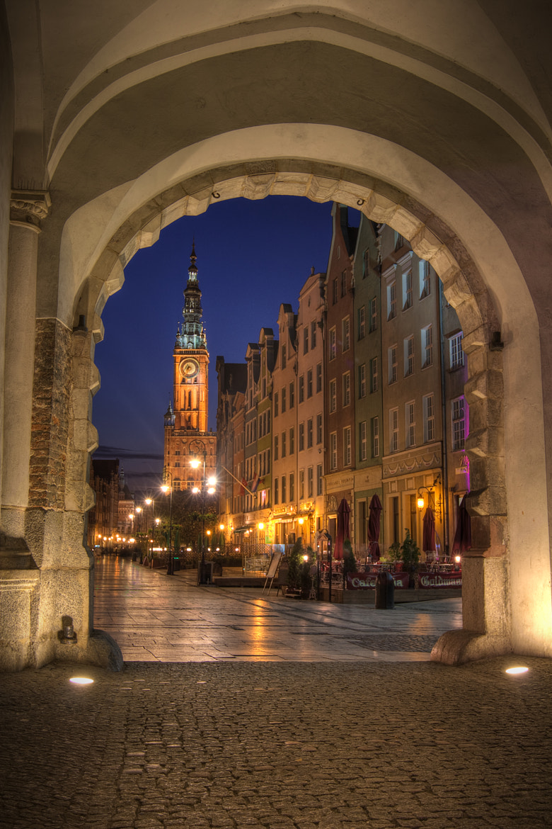 Photograph Gdansk Old Town by Michael Cavén on 500px