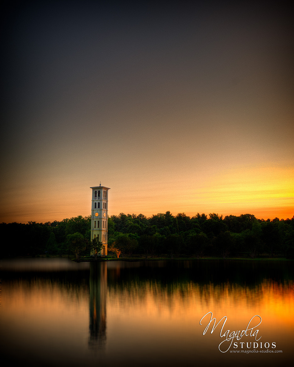 Photograph Twilight at Furman by Todd Williams on 500px