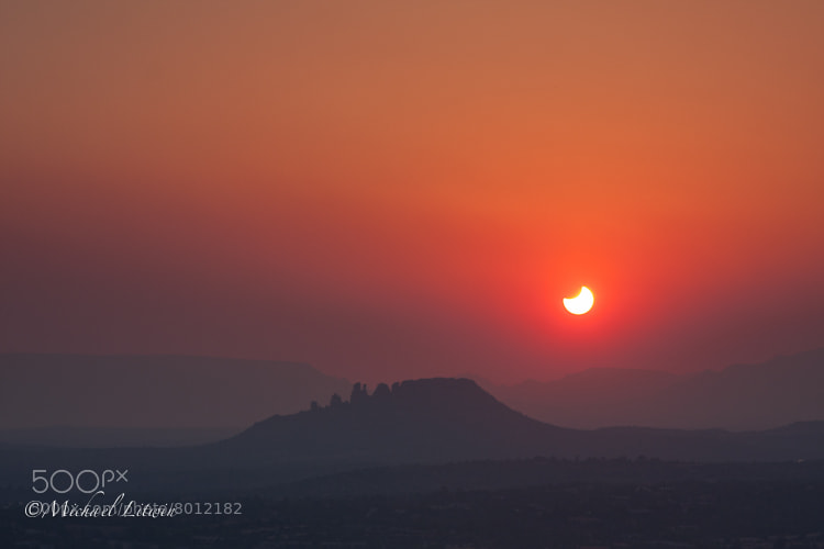 Photograph Solar Eclipse II by Michael Litwin on 500px