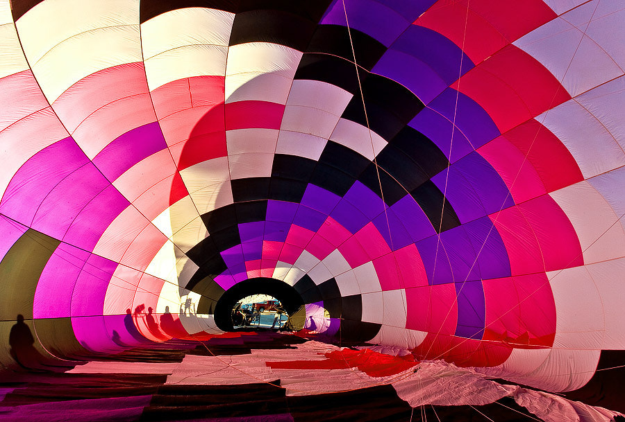 Photograph What inside Hot Air Baloon by Gleb Tarro on 500px