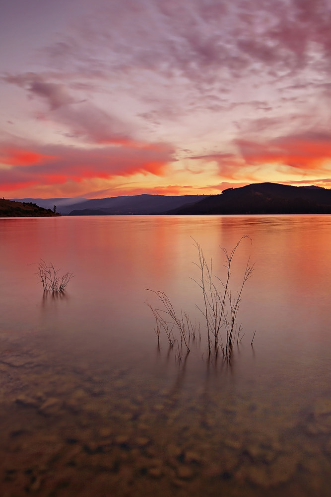 Photograph Fiery Dam by Tim Donnelly on 500px