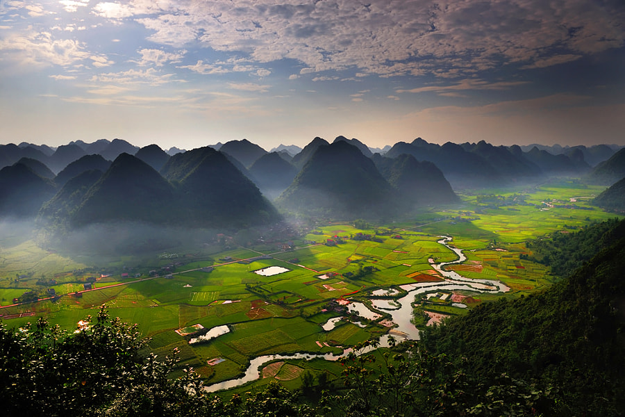 Bacson valley by Wanasapong Jaiinpol on 500px.com