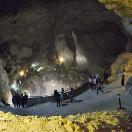 Dyavoslkoto Throat cave / Bulgaria