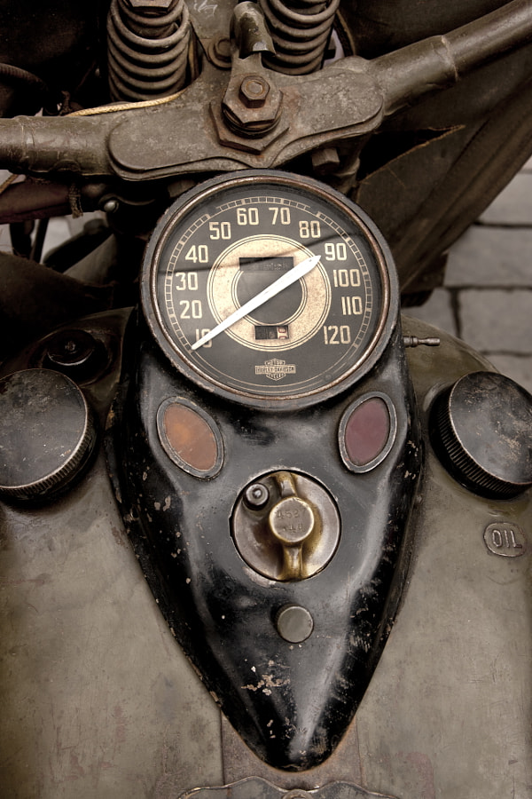 Photograph Harley davidson by ???????  ??????? on 500px