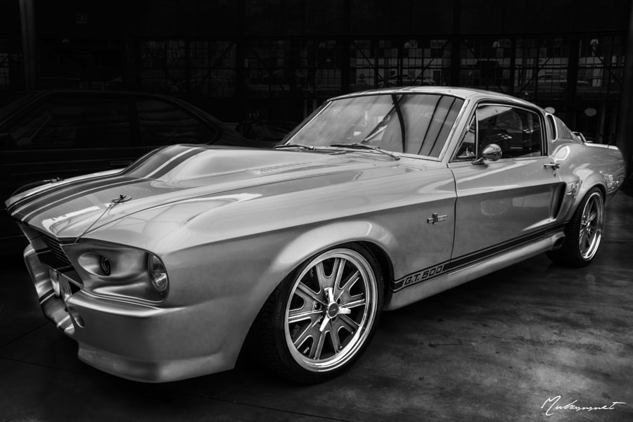 Shelby Mustang GT500 Eleanor by Muhammet Özpınar on 500px.com
