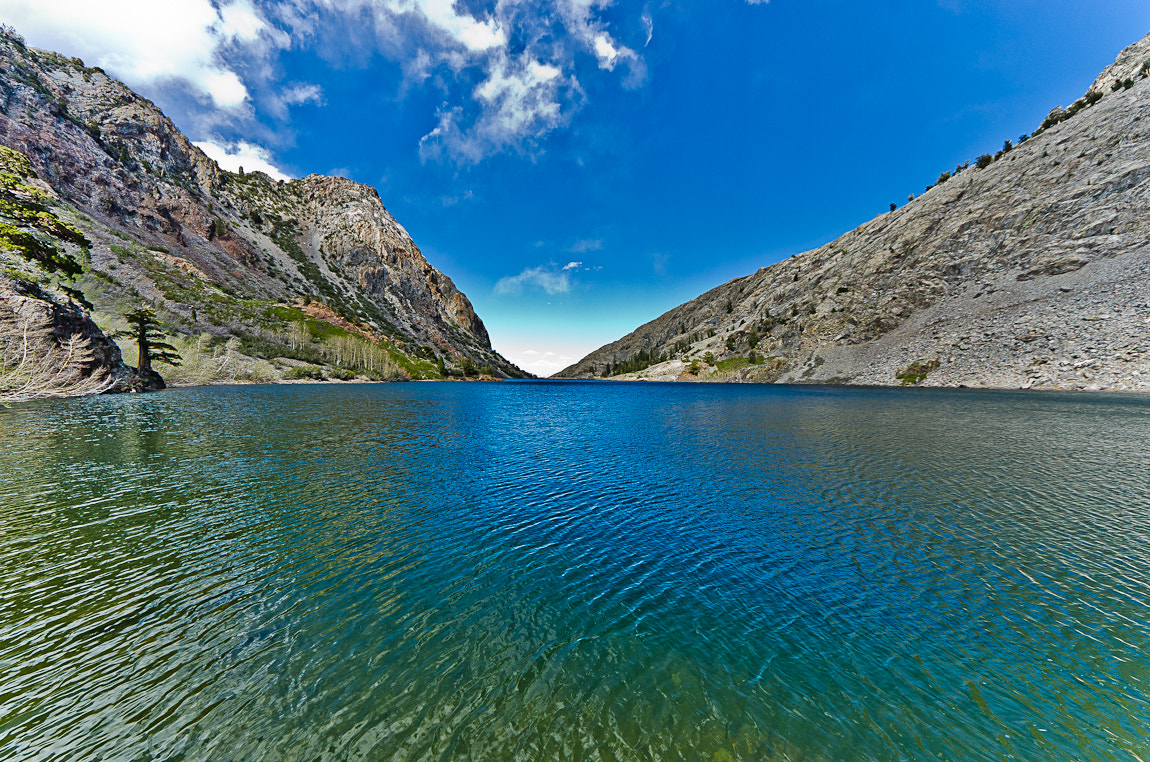 Photograph Infinity Lake by Michael Earley on 500px