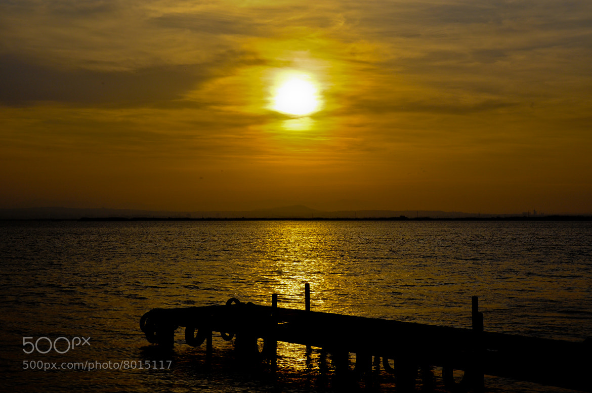 Photograph puesta de sol albufera by Marly  on 500px
