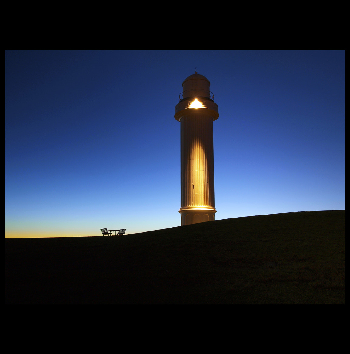 Photograph Wollongong Lighthouse by Anthony Ginman on 500px