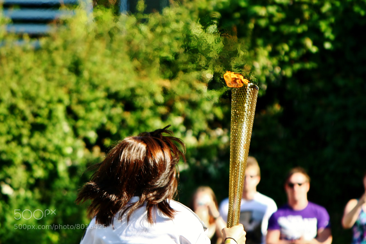 Photograph Olympic Torch 2012 by Alasdair Simpson on 500px