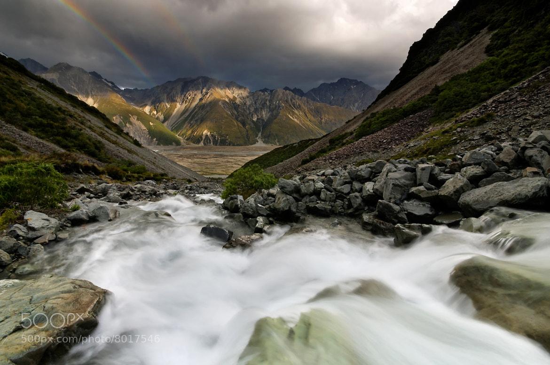 Photograph Tasman Valley Vista by Robert Mullner on 500px