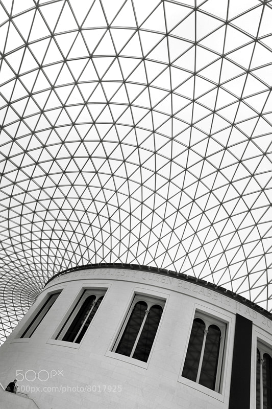 Photograph London #03: British Museum by Nina Papiorek on 500px