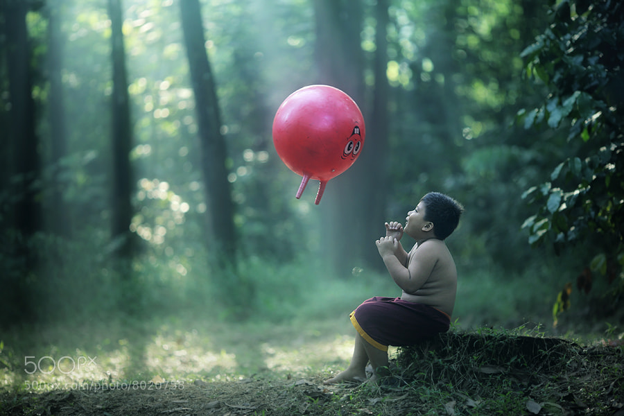 Photograph hello... by asit  on 500px