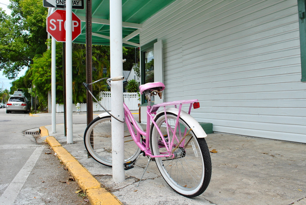 Photograph Pink Cruiser by Matthew Haeck on 500px