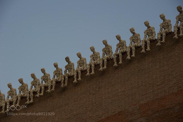 Photograph Popcorn Men by Fredrik Koerfer on 500px