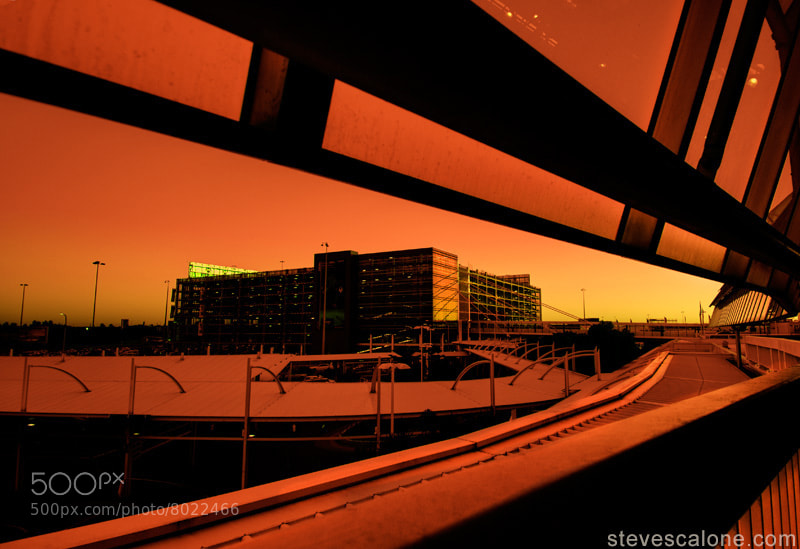 Photograph Sydney Airport by Steve Scalone on 500px