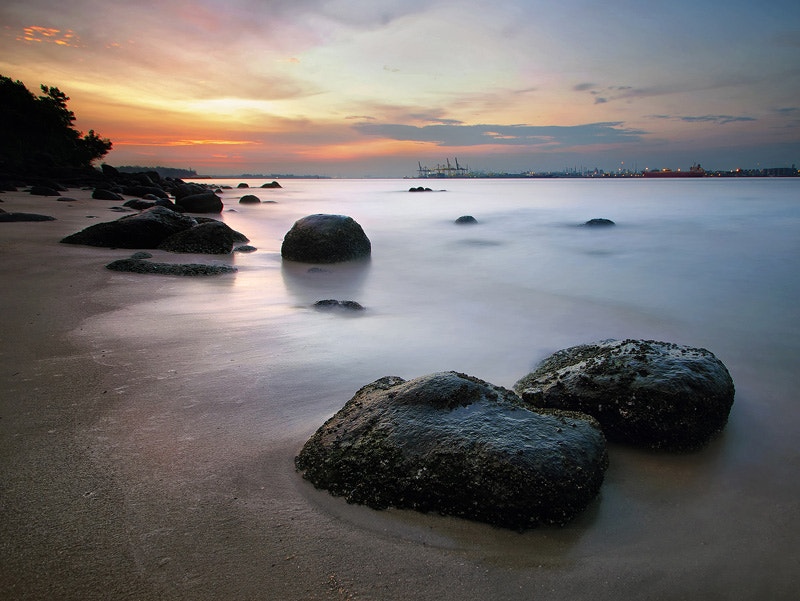 Photograph Distant Shores by WK Cheoh on 500px