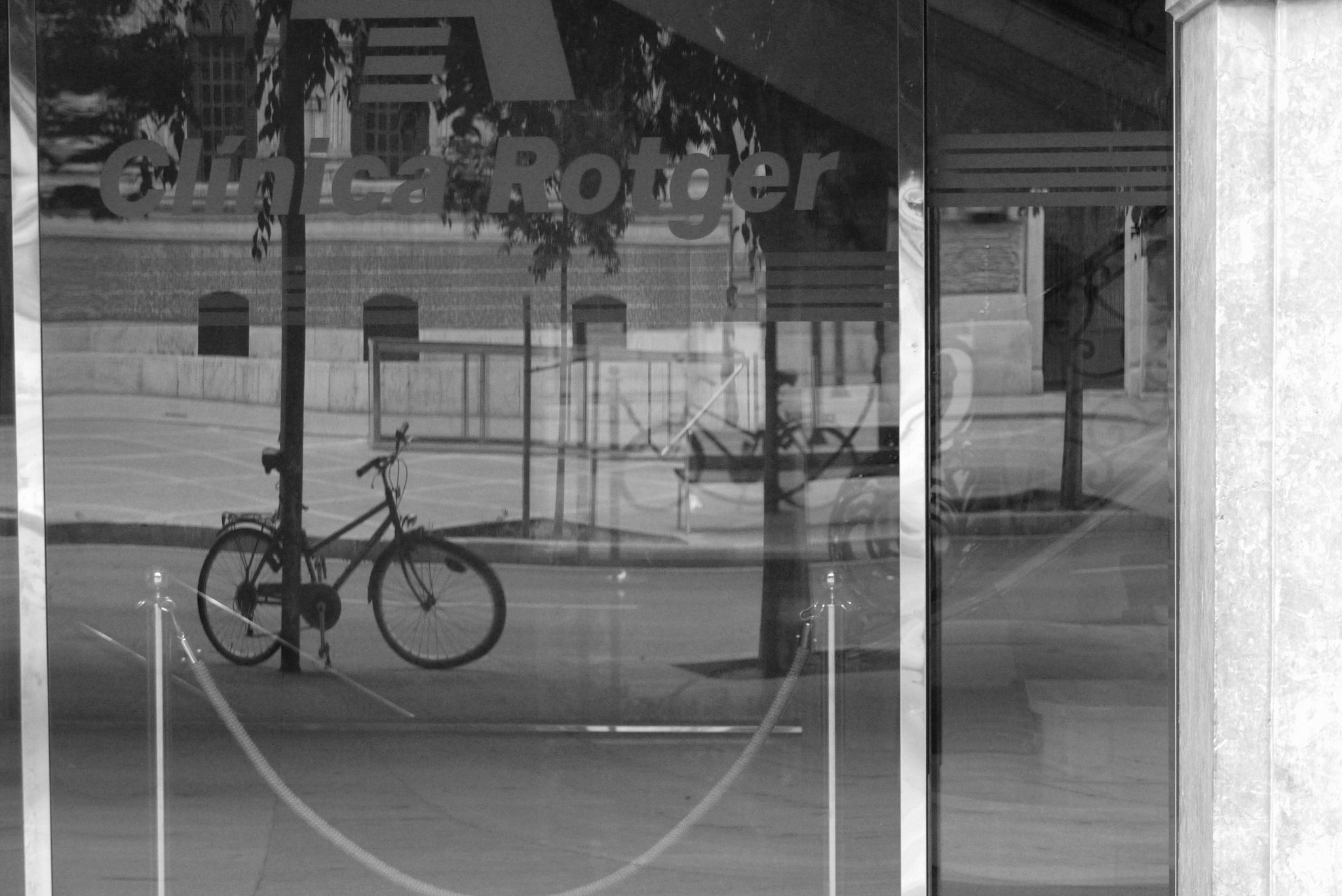 Photograph bicycle in the window by Roland Haßler on 500px