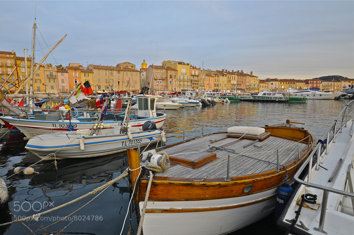 Photograph Saint-Tropez by Jan Freire on 500px