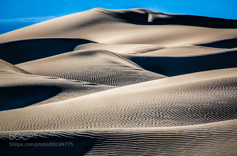 Photograph Death Valley Dunes by Pat Kofahl on 500px