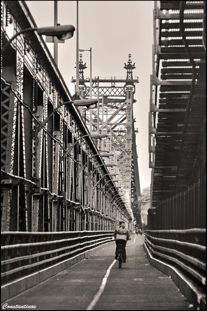 Photograph LINES of NEW YORK II by konstantinos metallinos on 500px