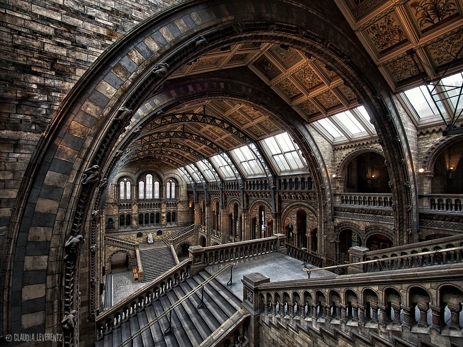 Photograph ... museum ... by Claudia Leverentz on 500px