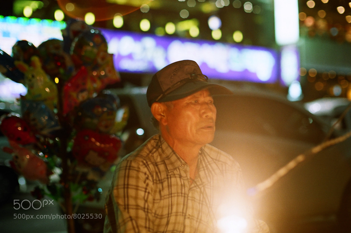 Photograph South Korea : The Old Man's Wise look  by Thomas Lecomte on 500px