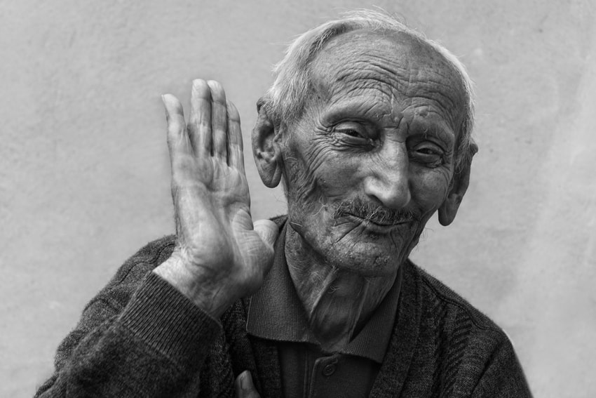 Photograph What Ya Say? by mario pignotti on 500px