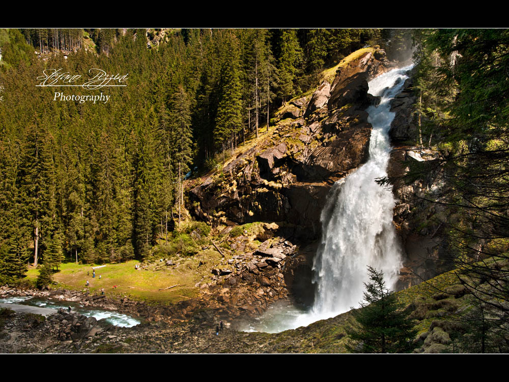 Photograph Krimml Waterfalls by Stefano Pizzini on 500px