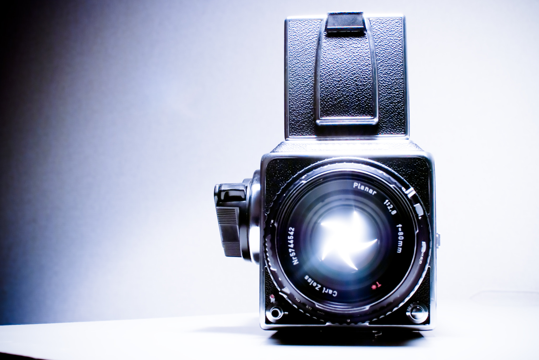 Photograph Hasselblad ★500C/M by dada on 500px