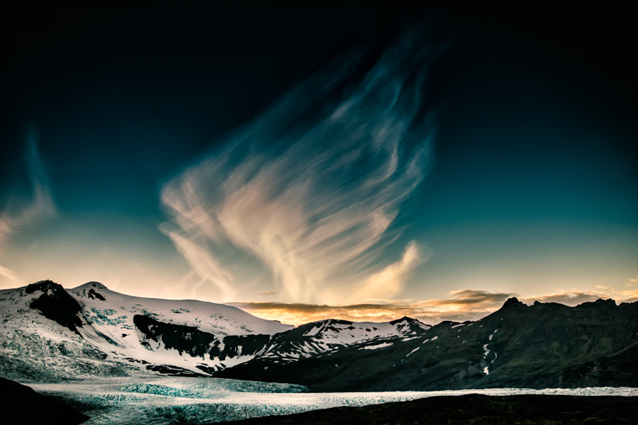 Glacial Angel