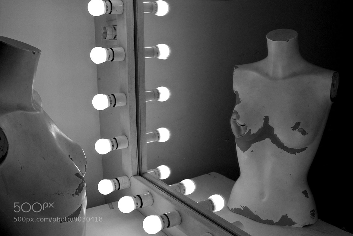 Photograph In The Mirror by Oreste Di Caterino on 500px