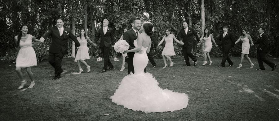 Wedding Court Mary go Round