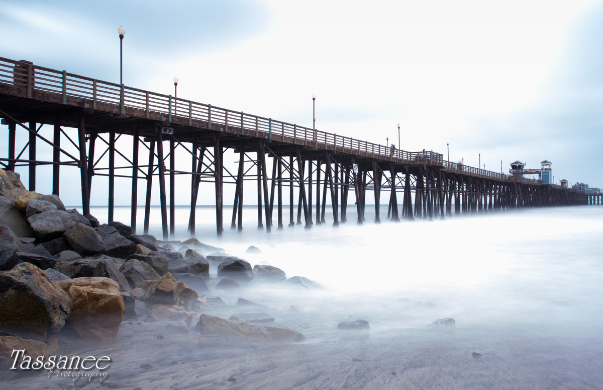 Photograph Oceanside Pier by Tassanee Angiolillo on 500px