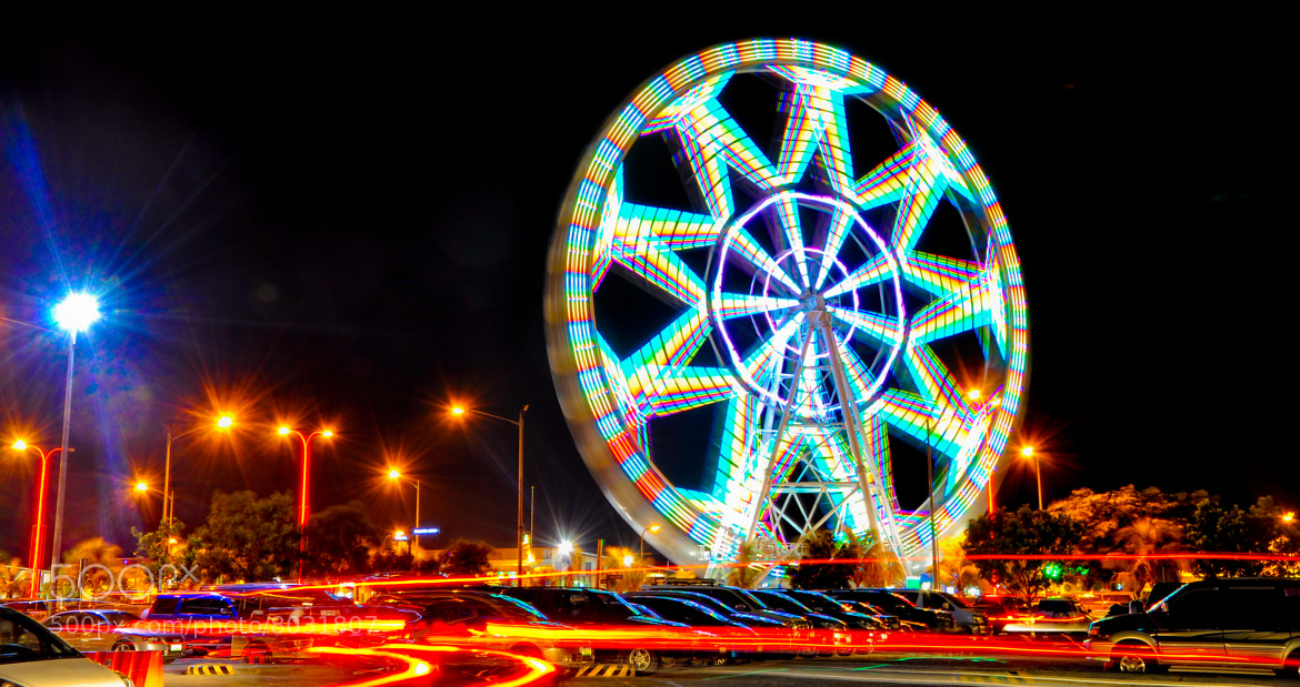 Photograph Mall of Asia EYE by Jun Tulao on 500px