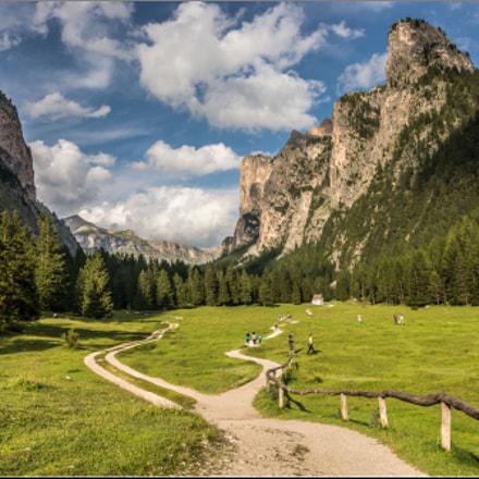 Dolomiti - Val Gardena, Vallunga